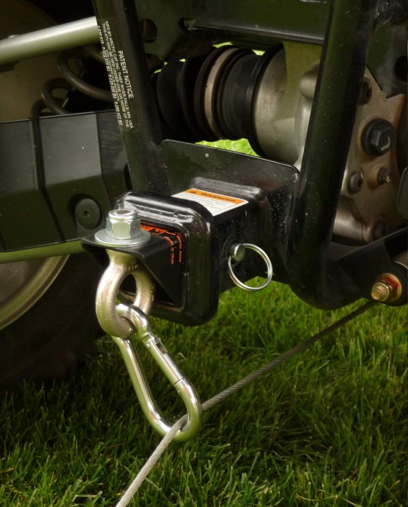 Rear Link For Reversaroller Allows You To Winch Backward